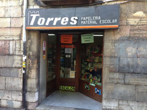Libreria y Papelería Torres