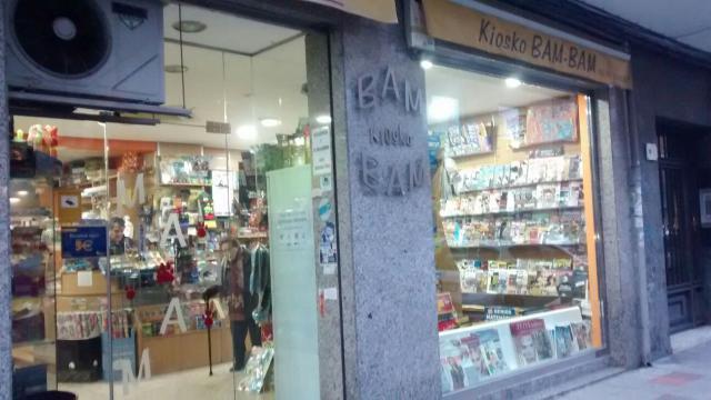 Kiosco Bam-Bam