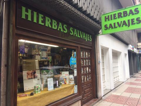 Hierbas Salvajes