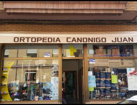 Ortopedia Canonigo Juan -  Nocedo