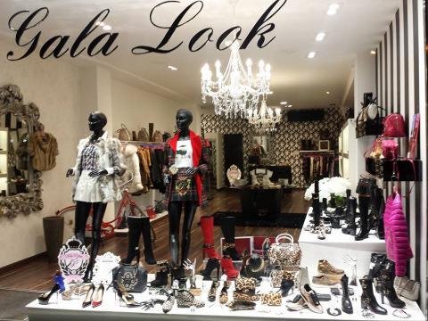 Gala Look 1