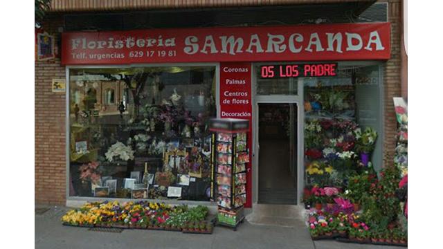 Floristería Samarcanda