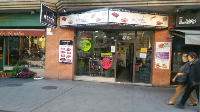 Carnicería / Charcutería Alcorte