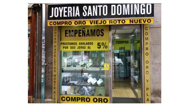 Joyería Santo Domingo