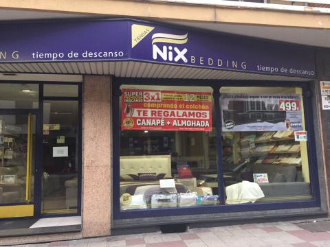 Nix bedding