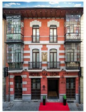 Hotel Vía León