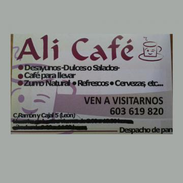 Ali Cafe
