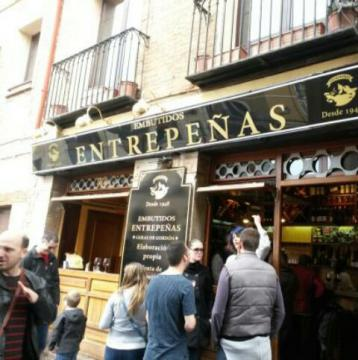 Bar Entrepeñas
