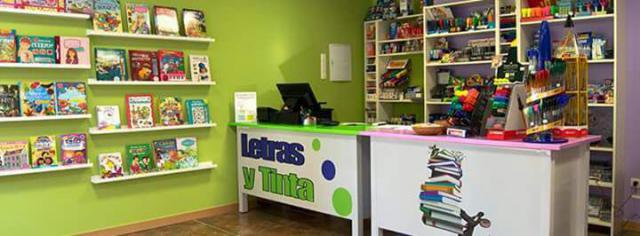 Librería Letras y tinta