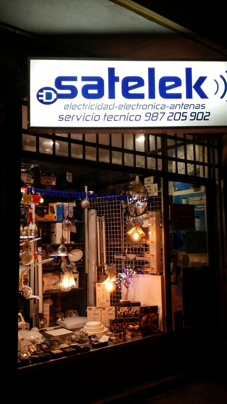 Satelek - Electricidad