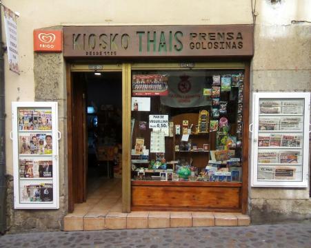 Kiosco Thais