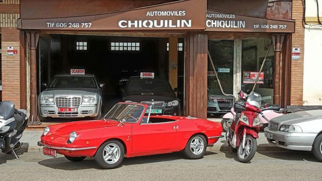 Automóviles Chiquilín