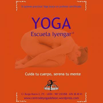 Centro de Yoga de León Burgo Nuevo