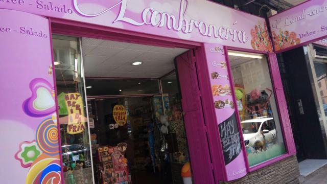 Lambroneria