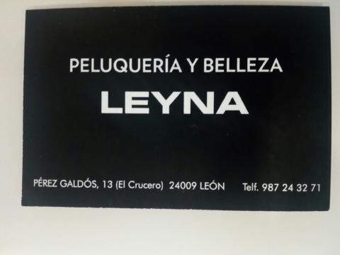 Peluqueria Leyna