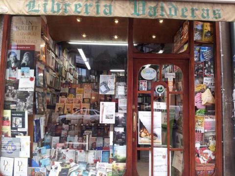 Librería Valderas