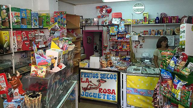 La Pantera Rosa  Kiosco